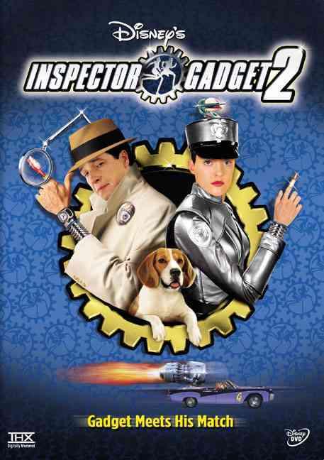 INSPECTOR GADGET 2 BY STEWART,FRENCH (DVD)